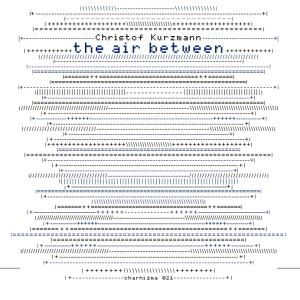 the air between
