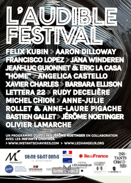 l'audible festival2